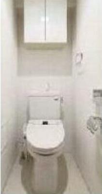 【トイレ】ルフレ赤羽サウス