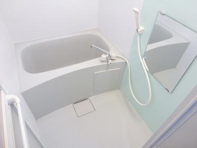 【浴室】フローリッシュ津田沼