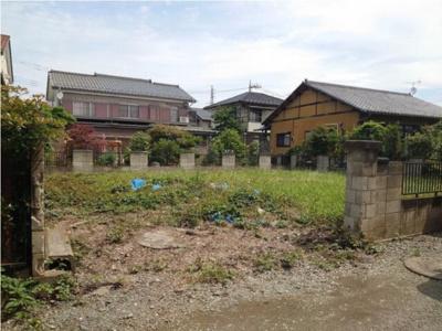 【外観】藤岡市中栗須の土地