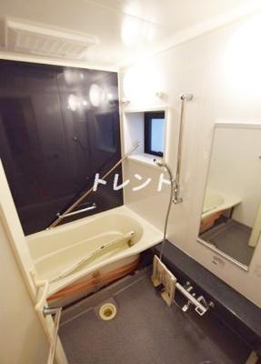 【浴室】シティスパイア半蔵門【CITY SPIRE半蔵門】(旧KWレジデンス半蔵門)