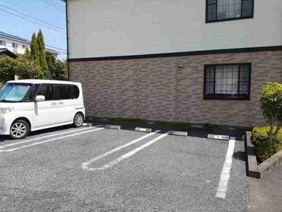 【駐車場】メゾン・リ-ブルK