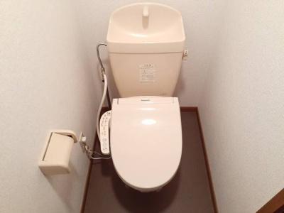 【トイレ】メゾン・リ-ブルK