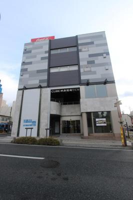 【外観】CUBE映画館通りビル