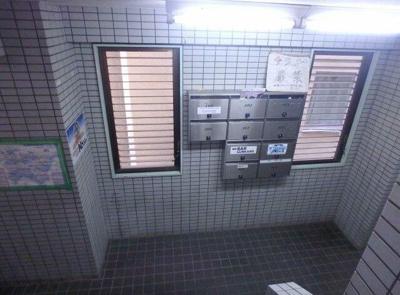 【エントランス】羽柴ビル