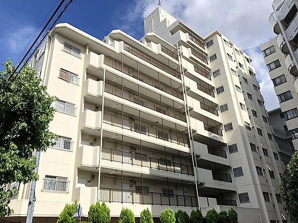 都営新宿線「菊川」駅徒歩3分!エレベーター付きマンション菊川グリーンハイツは即日現地案内可能となっておりますので、お気軽にお問い合わせください!