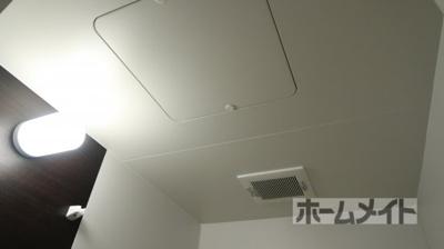 【浴室】森田マンションA棟