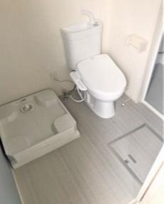 【トイレ】ハーモニーテラス和泉Ⅳ