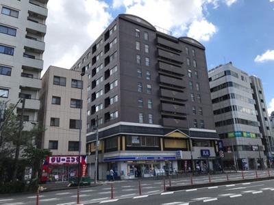 【外観】オーベル横浜戸部本町