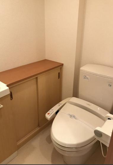 【トイレ】ベレール目黒