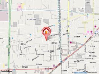 【地図】ユーミーAOKI