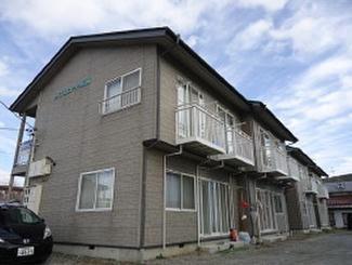 【外観】長野県上伊那郡辰野町大字平出2棟一括売アパート