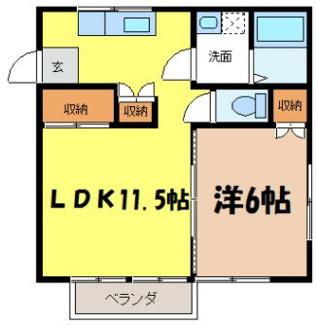 長野県上伊那郡辰野町大字平出2棟一括売アパート