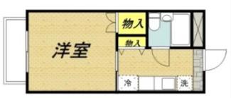 【間取り】長野県上伊那郡辰野町大字平出2棟一括売アパート
