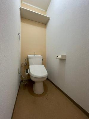【トイレ】エクセレント松下B棟