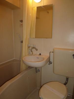 【浴室】ライオンズマンション横浜和田町