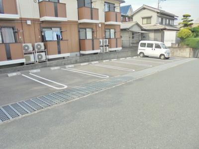 【駐車場】セジュール南蔵王