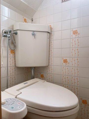 【トイレ】御所市西柏町 中古戸建