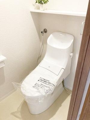 【トイレ】真駒内レックスハイツ【専用庭付き】