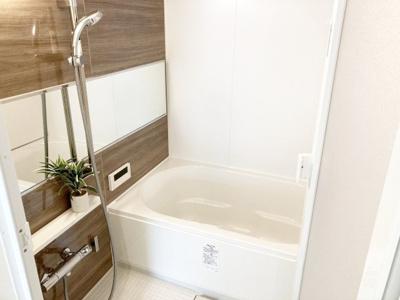 浴室暖房乾燥機付きのバスルーム新設♪