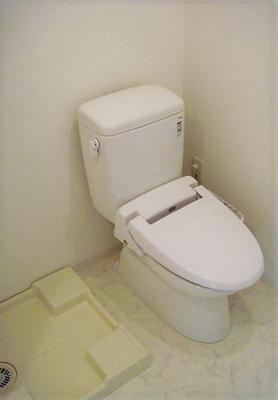 【トイレ】メインステージ亀戸Ⅱ