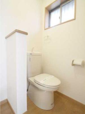 【トイレ】パークサイドハウス三軒茶屋 リフォーム済 バストイレ別 収納豊富