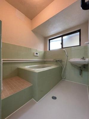 【浴室】山手7丁目戸建
