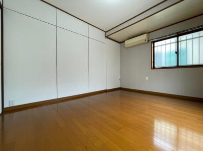 【寝室】山手7丁目戸建