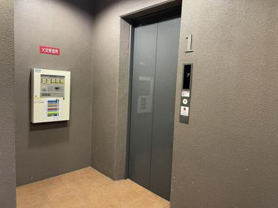 【設備】ガーディアンズパレス高殿