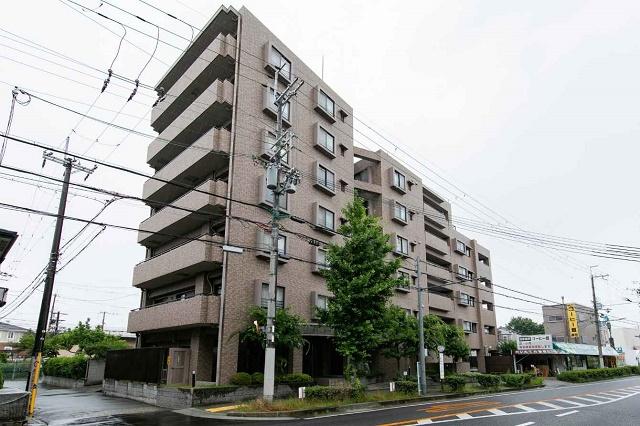 【外観】ライオンズマンション豊中熊野町