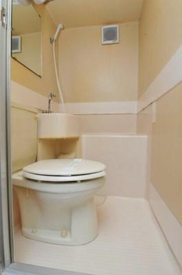 【浴室】メゾンド原宿