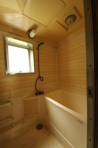 【浴室】小笹ハイツ五号棟 38棟