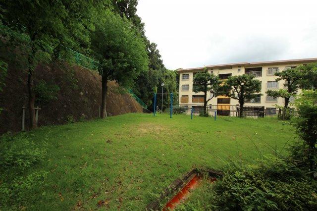 【庭】小笹ハイツ五号棟 38棟