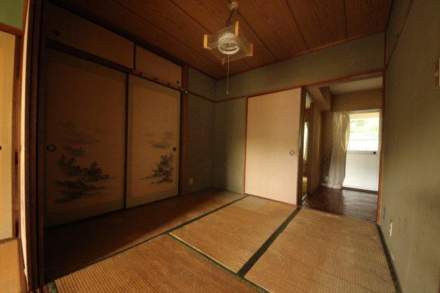【和室】小笹ハイツ五号棟 38棟