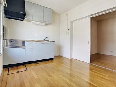 【キッチン】かみのマンション