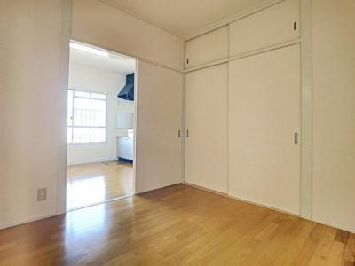 【洋室】かみのマンション