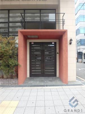 【エントランス】【◎原本】サムティ梅田Ⅱグロウアクシス