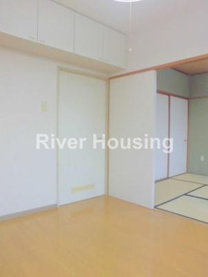 【寝室】サンライズマンション東長崎