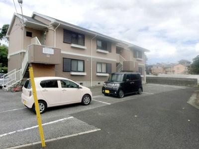 【駐車場】カームシティーやすらぎ Ⅱ