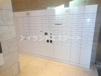 【その他共用部分】クレヴィアリグゼ三軒茶屋 駅近 独立洗面台 浴室乾燥機