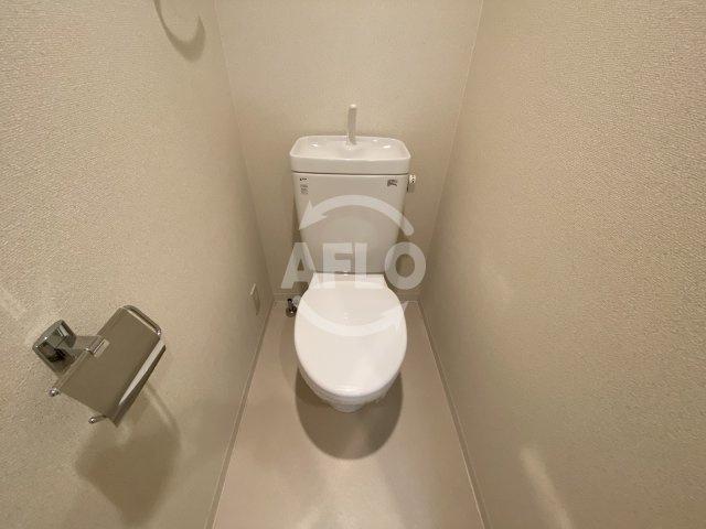 プレサンス天満ステーションフロント トイレ