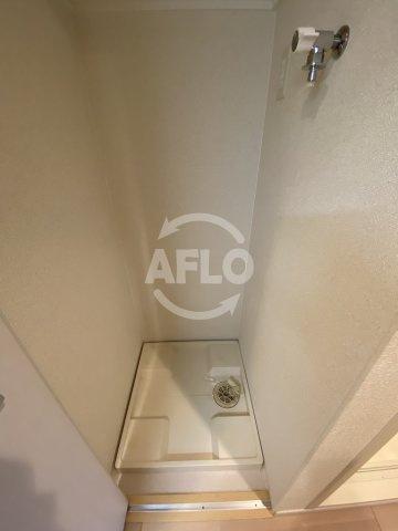 プレサンス天満ステーションフロント 洗濯用防水パン