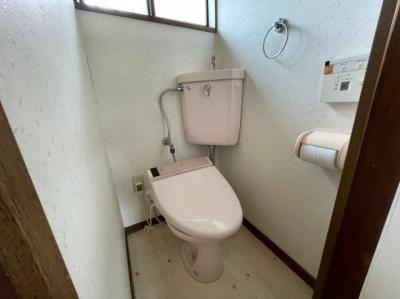 【トイレ】東垂水戸建