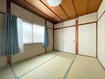 【寝室】東垂水戸建