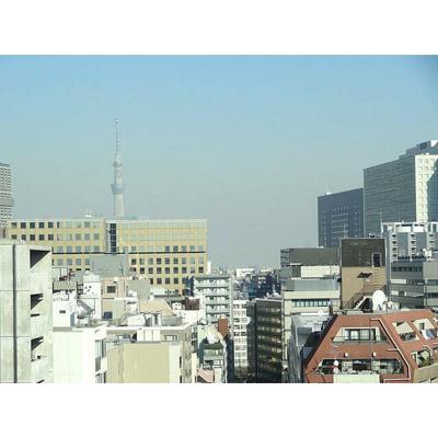 【展望】シティハウス東京八重洲通り(シティハウストウキヨウヤエスドウリ)
