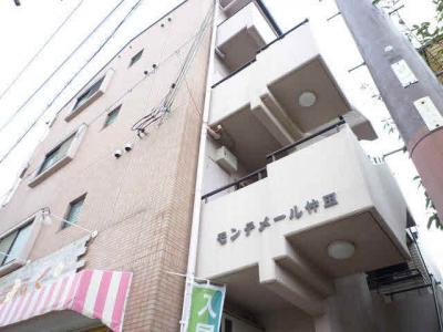 【外観】モンテメール仲田