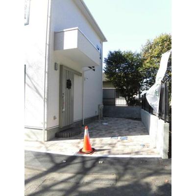 【駐車場】グリーンハウス