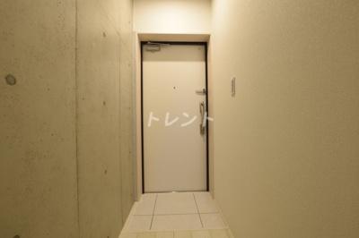 【玄関】レピュア文京小石川
