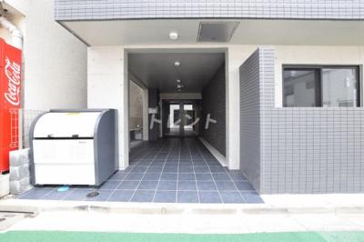 【エントランス】レピュア文京小石川