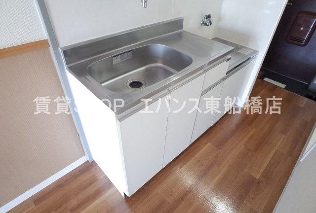 【キッチン】ストーンフィールドNo.3