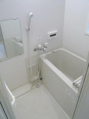 【浴室】マイコート国立中Ⅱ